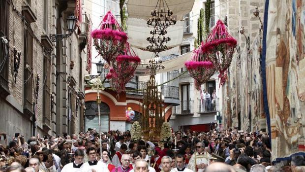 El 11 de junio se celebrará la festividad del Corpus Christi