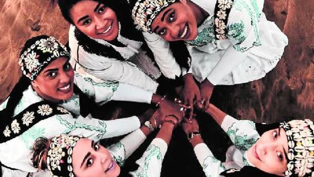 Grupo Bnat Timbouktou