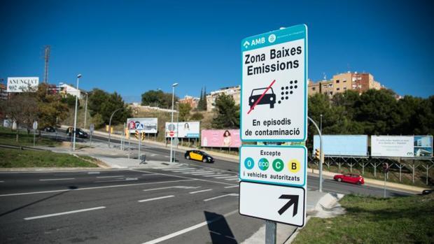 CONTAMINACIÓN EN BARCELONA: Así te afectarán las ...