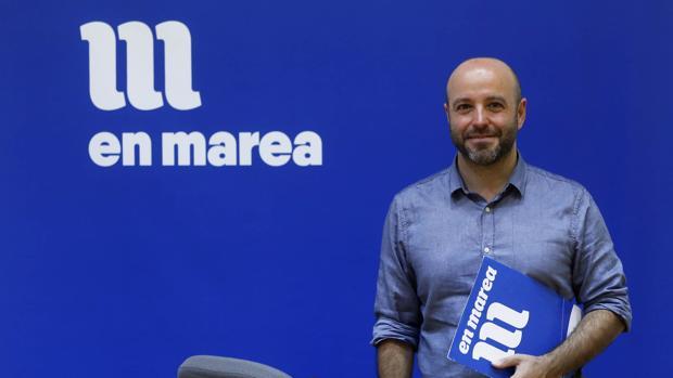 Luis Villares, portavoz de En Marea