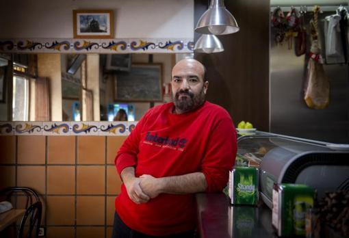 Antonio, vecino de Tetuán