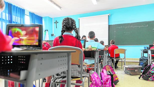 La enseñanza concertada, «tranquila» por el respaldo en la región