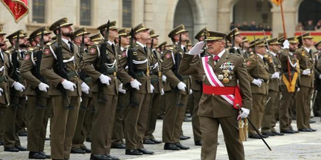 Jemad: «Si la situación lo demanda, España sabe que puede contar con su Infantería»