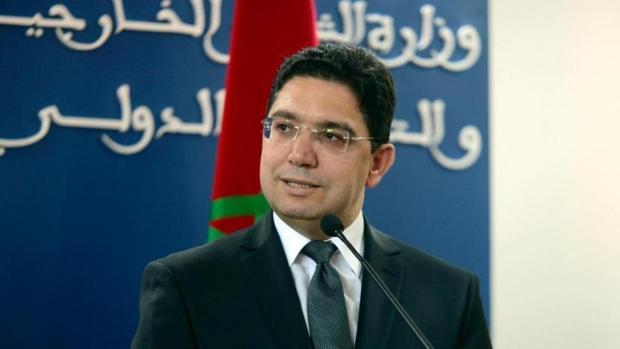 Nasser Burita, ministro de Exteriores marroquí