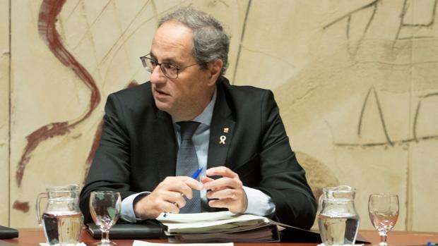 El número dos de ERC asegura que el encuentro Sánchez-Torra es para abordar la independencia