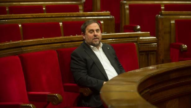 Junqueras y los exconsejeros encarcelados vuelven hoy al Parlament