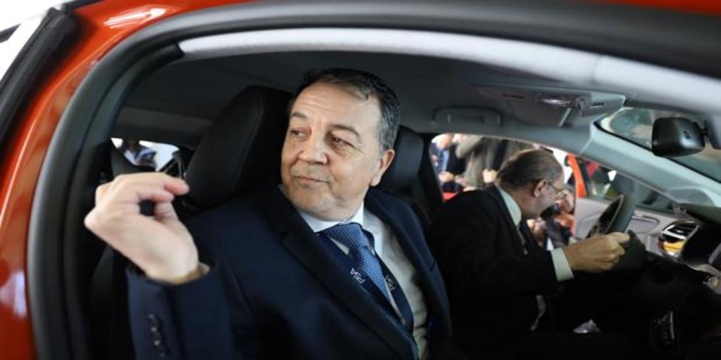 Opel lanza el primer coche eléctrico fabricado en España, el Corsa de Figueruelas