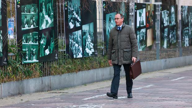 El excandidato del PP a lendakari Alfonso Alonso