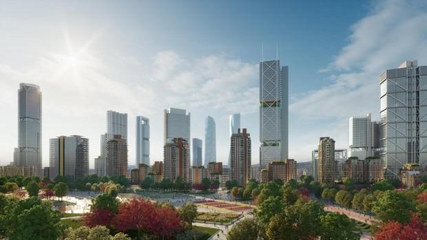 Los primeros residentes de Madrid Nuevo Norte llegarán en 2023