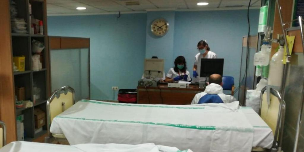 Castilla-La Mancha regristra 4.512 casos de coronavirus y 448 muertos