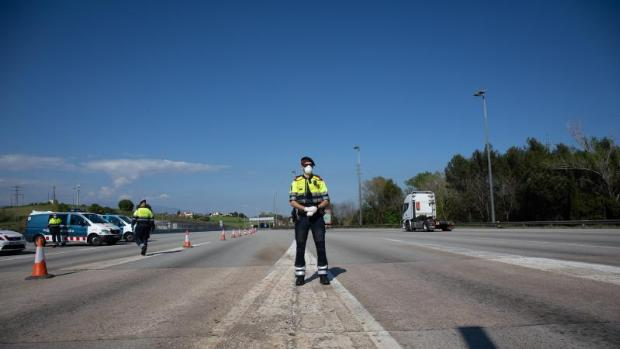 «Cazadas» 88 familias en Cataluña cuando viajaban hacia segundas residencias