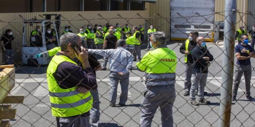 La planta de Nissan de Ávila no se verá afectada por el cierre de Barcelona