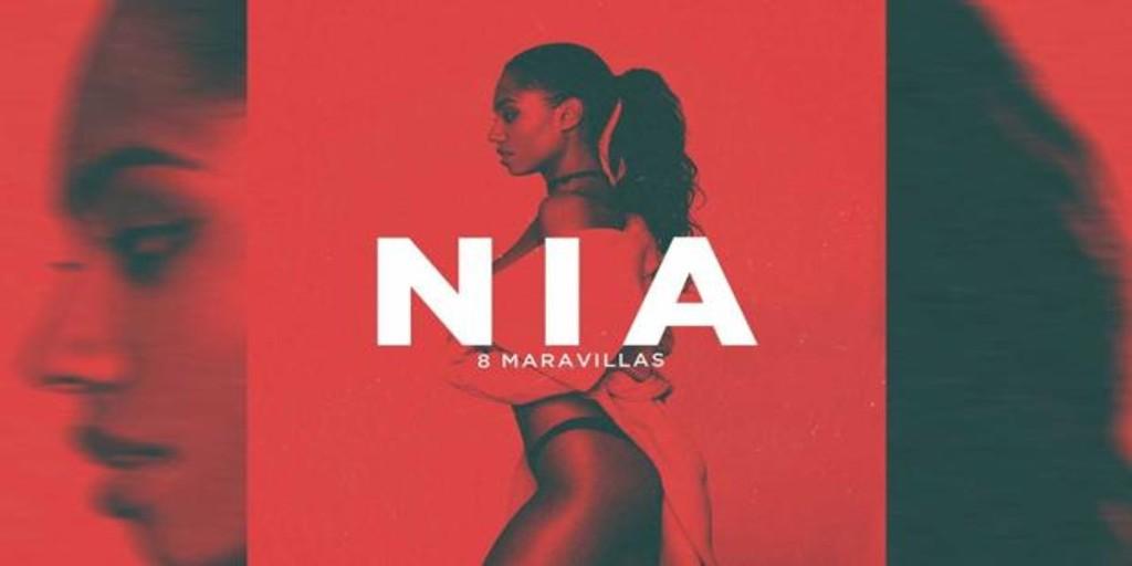El single de Nia, 'Ocho Maravillas', supera el medio millón de reproducciones en YouTube en las primeras 24 horas