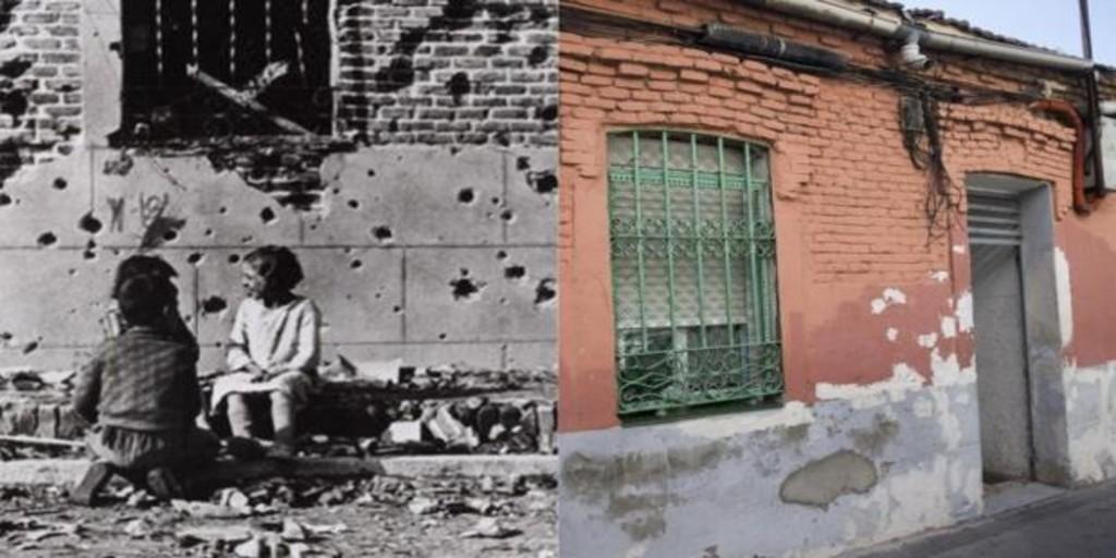 El posible futuro de Peironcely, 10: Un museo de Robert Capa para la interpretación de los bombardeos