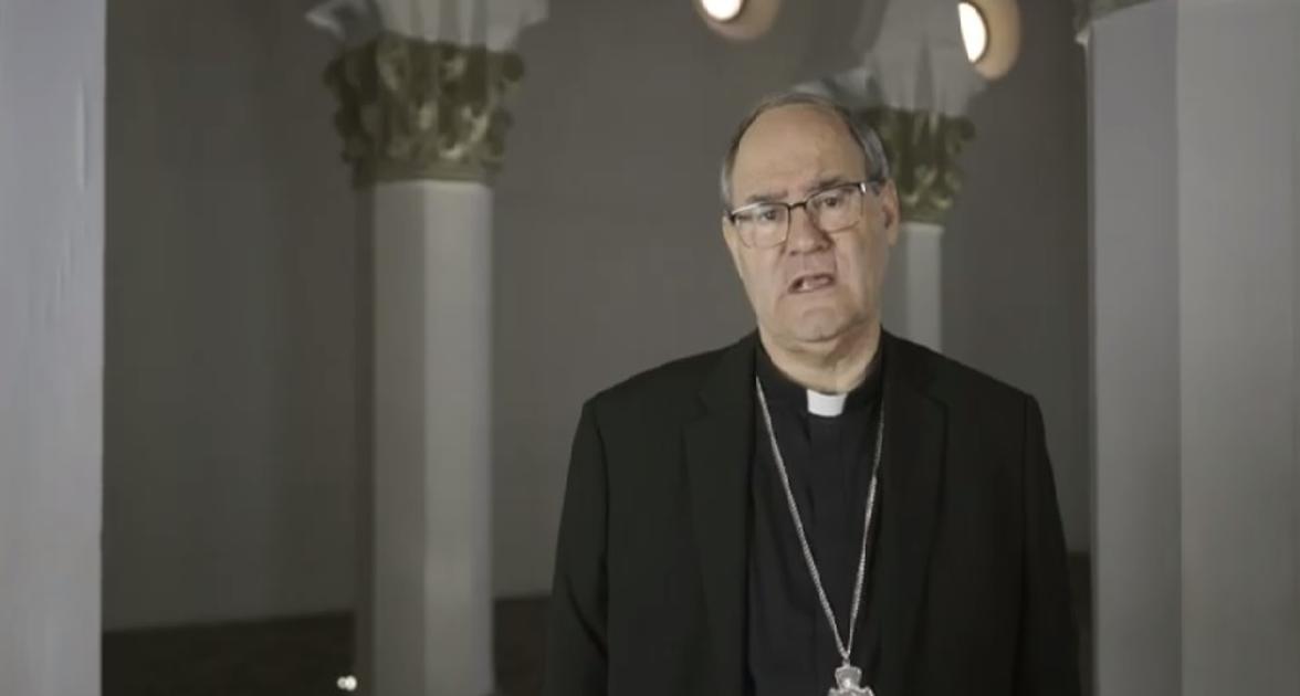 El Arzobispo Presenta En Un Vídeo Los Objetivos Del Ix Plan Pastoral