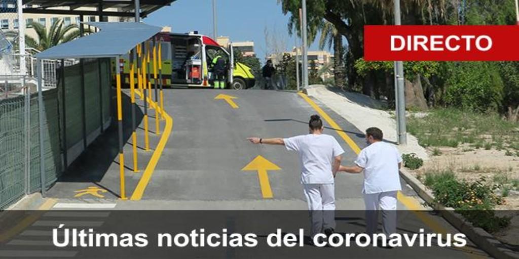 Coronavirus Valencia en directo: el mapa de los rebrotes del Covid-19 que ha disparado la alarma en Gandía