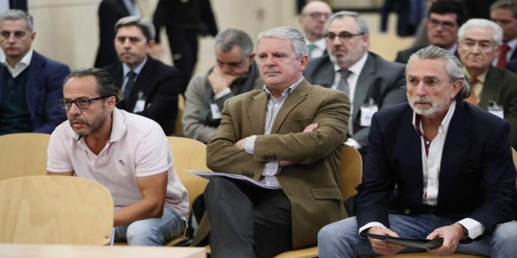 Condenas de hasta 15 años a la trama Gürtel por la visita del Papa a Valencia, en 2006