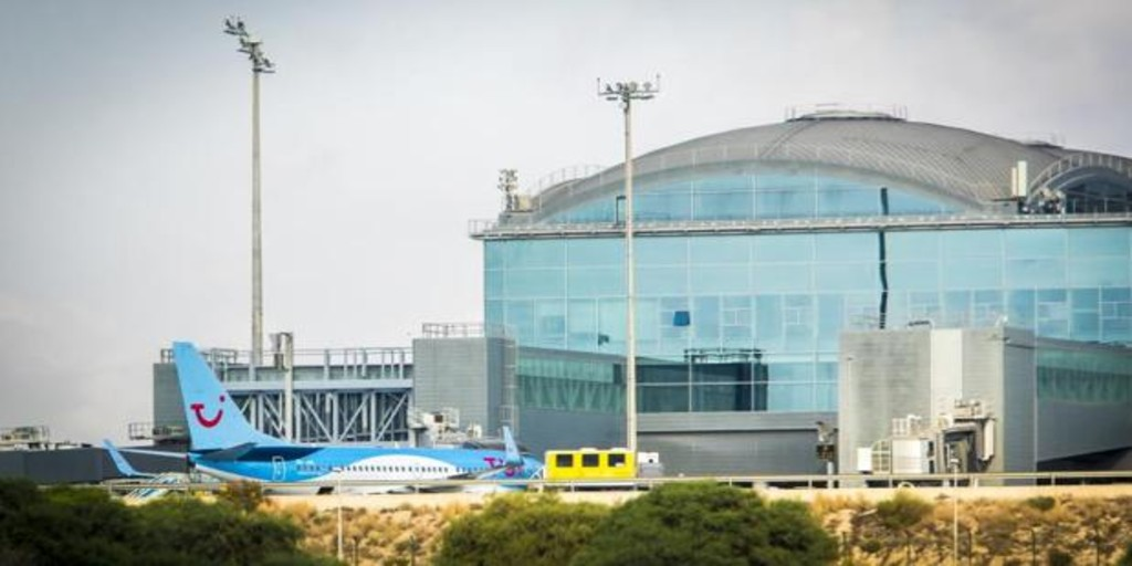 Los Presupuestos del Estado incluyen 65 millones para la conexión de tren del aeropuerto de Alicante-Elche
