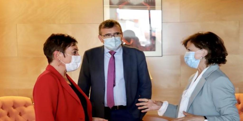 Bildu justifica su apoyo a Sánchez en «tímidos avances» con los presos de ETA
