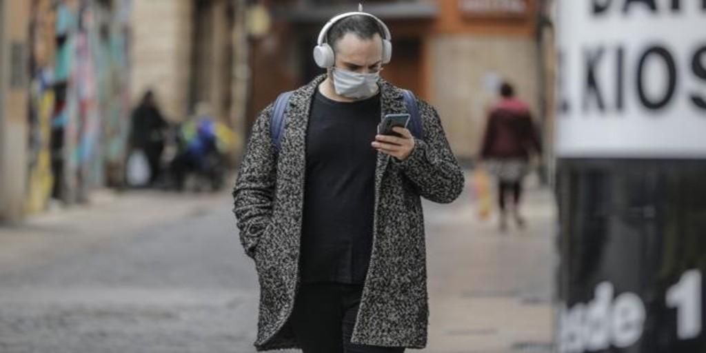 Sanidad confirma el pronóstico de Pedro Cavadas: «Quitarse la mascarilla tal vez será opcional dentro de dos años»