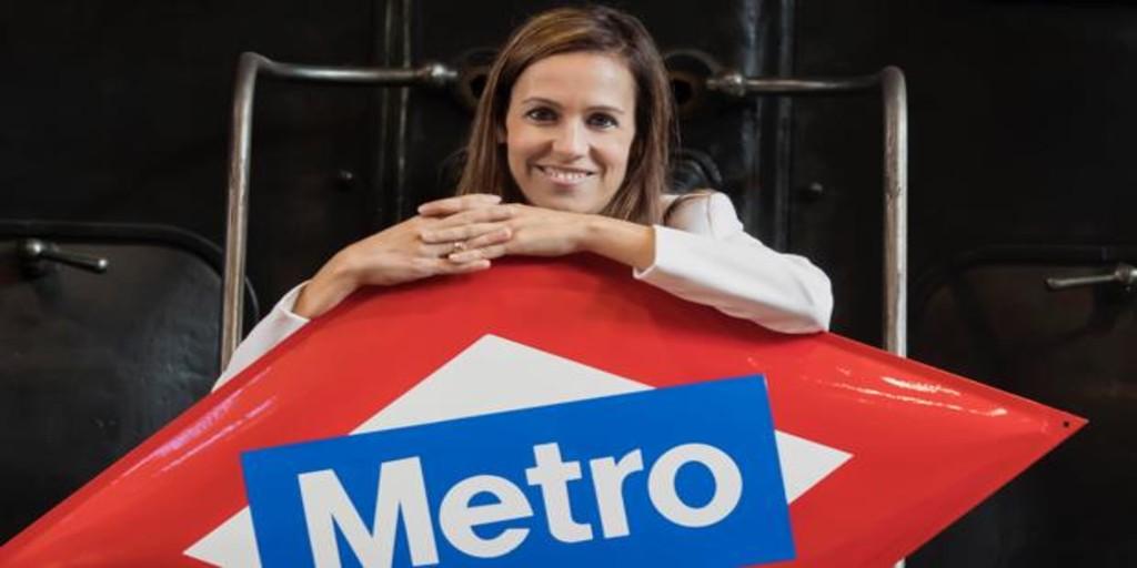 Silvia Roldán, consejera delegada de Metro, elegida ingeniera del año