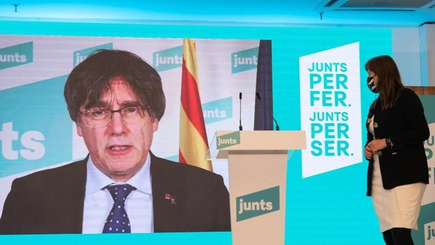 El próximo pleno de la Eurocámara retirará la inmunidad a Puigdemont