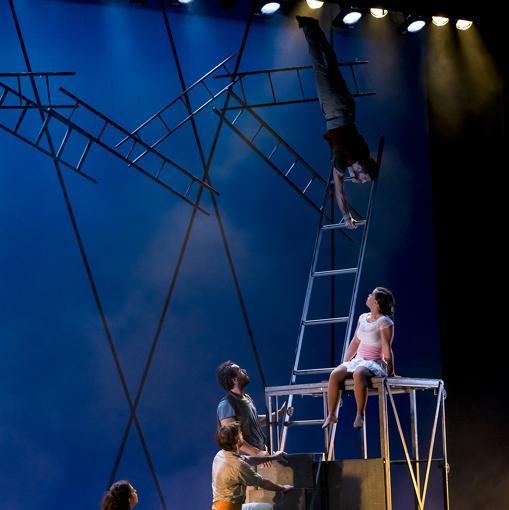 'YOLO', acrónimo de You Only Live Once (Solo se vive una vez), obra de la compañía Teatre Escalante de Valencia, que participa en Teatralia 2021