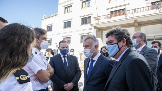 El ministro Escrivá no desvela el coste de su viaje en Falcon a Canarias, que pagó el Ejército del Aire