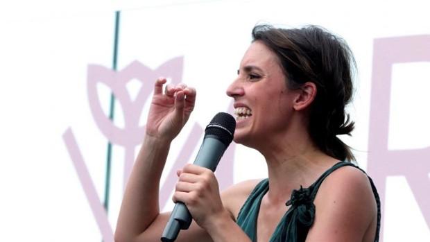Montero vincula los casos de Juana Rivas y las niñas de Tenerife y reclama una «justicia feminista»