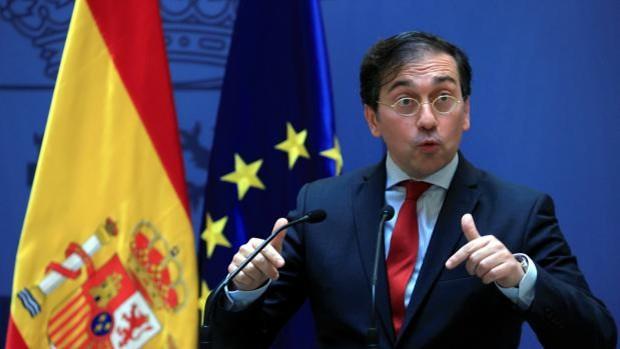 Albares considera «fundamental» su viaje a Londres y prioriza Gibraltar frente a Marruecos