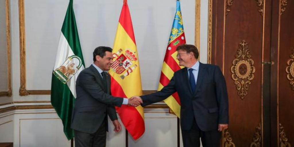 Puig y Moreno reclaman 1.700 millones al Gobierno para frenar la «hemorragia» de la infrafinanciación