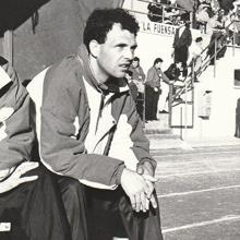 Caparrós in 1992/1993