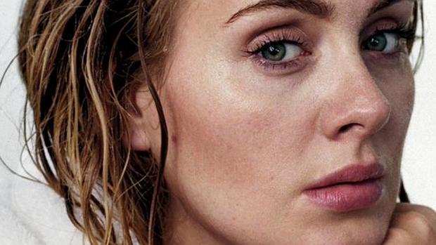 Adele compartía en su red social la portada que protagoniza en la revista «Rolling Stone»