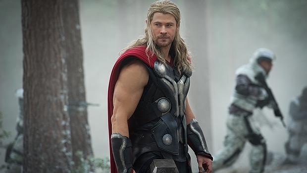 El actor en la piel de Thor
