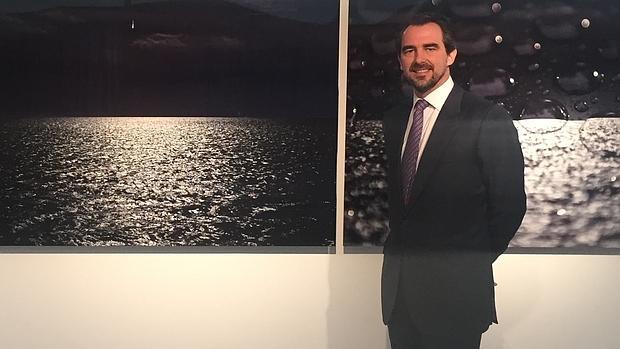 El Príncipe Nicolás de Grecia y Dinamarca