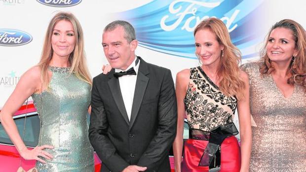 Antonio Banderas presidió la gala Starlite