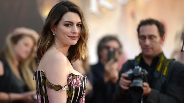 Anne Hathaway lanza un mensaje en su Instagram