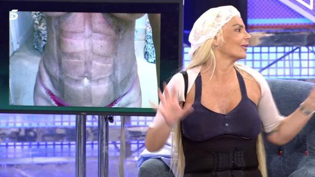 Sábado Deluxe Leticia Sabater Se Desnuda Para Enseñar El Resultado