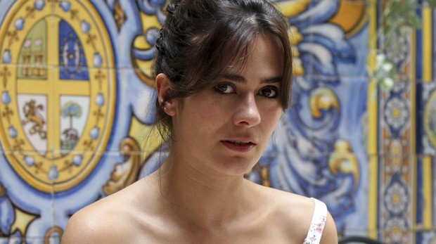 Anna Allen, en 2011, en el Festival de Mérida