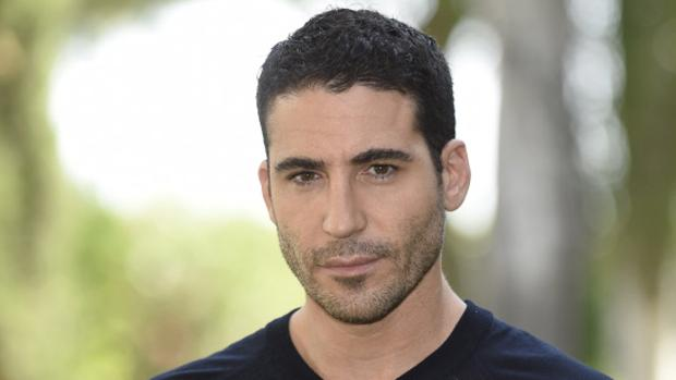 El actor Miguel Ángel Silvestre