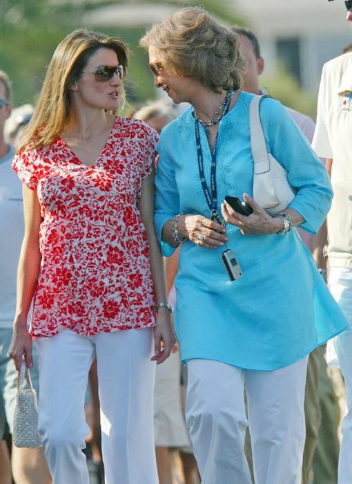 La isla ha sido escenario de los mejores momentos entre las dos Reinas, y también del incidente de 2018 en la catedral