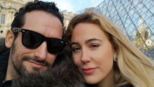 Carlos García e Ivana Rodríguez
