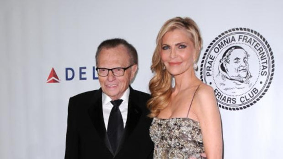 El octogenario Larry King prepara su séptimo divorcio