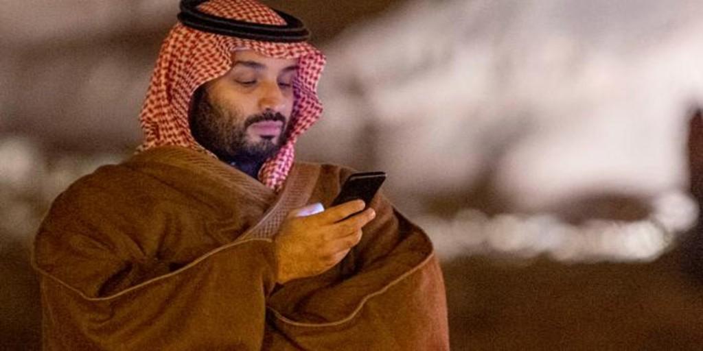 La vida privada de Mohamed bin Salman, el «hacker» del móvil de Jeff Bezos