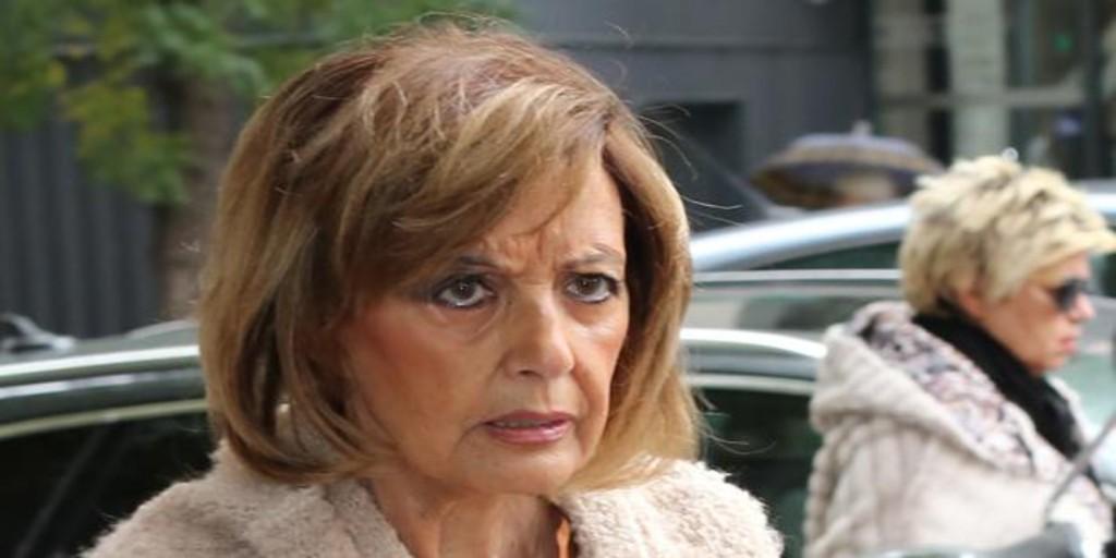 La desesperada decisión de María Teresa Campos