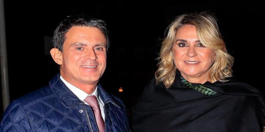 Muere por coronavirus la madre de Susana Gallardo, mujer de Manuel Valls