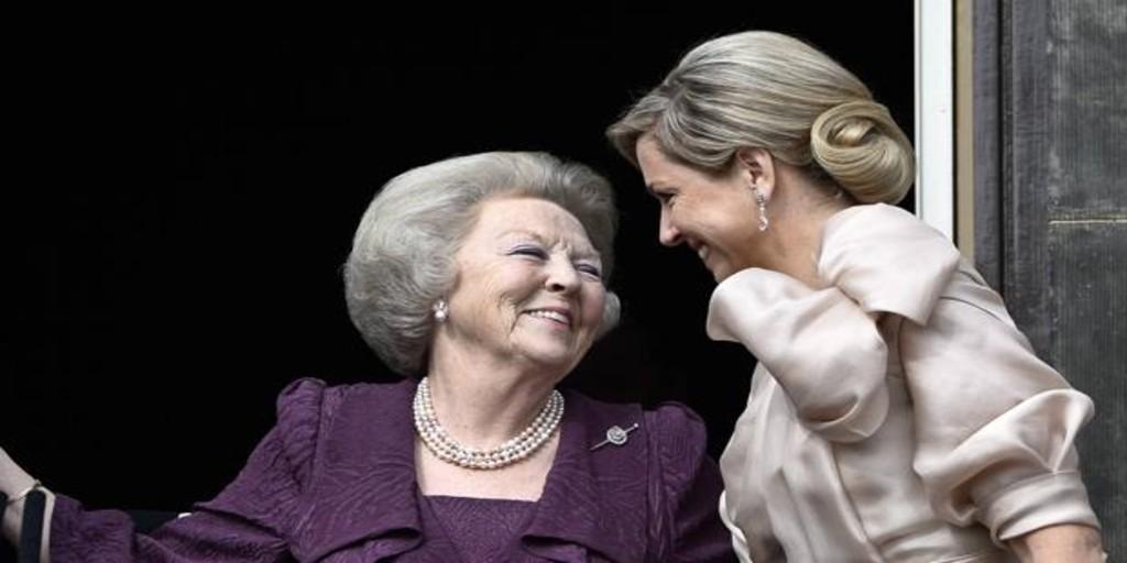 La tensa relación entre Máxima de Holanda y su suegra