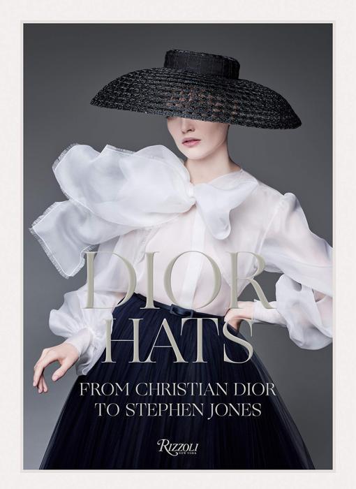Portada del libro «Dior Hats»