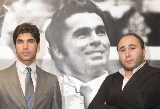 Cayetano y Kiko Rivera en 2009