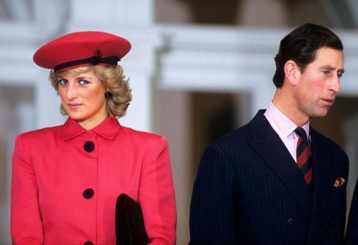The Princes of Wales at a public event